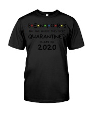 Seniors Quarantined Class of 2020 Premium  Premium Fit Mens Tee thumbnail