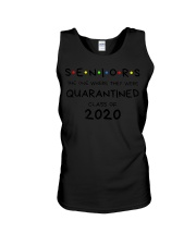 Seniors Quarantined Class of 2020 Premium  Unisex Tank thumbnail