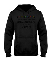 Seniors Quarantined Class of 2020 Premium  Hooded Sweatshirt thumbnail
