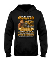 To my dear son in law I didn't give you the gift o Hooded Sweatshirt thumbnail