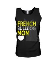 French Bulldog Mom Shirt Unisex Tank thumbnail
