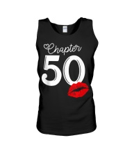 Womens Chapter 50 Years 1970 50th Happy Bi Unisex Tank thumbnail