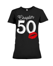 Womens Chapter 50 Years 1970 50th Happy Bi Premium Fit Ladies Tee thumbnail