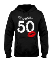Womens Chapter 50 Years 1970 50th Happy Bi Hooded Sweatshirt thumbnail