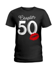 Womens Chapter 50 Years 1970 50th Happy Bi Ladies T-Shirt thumbnail