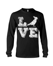 Cockatiel Parrot Love Cute Bir Long Sleeve Tee thumbnail