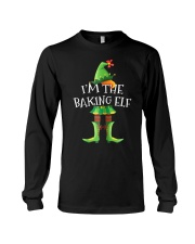 I'm The Baking Elf Matching Family Long Sleeve Tee thumbnail