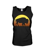 Native American Bison Buffa Unisex Tank thumbnail