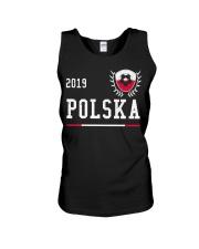 Poland Football Jersey 2019 Polish Soccer  Unisex Tank thumbnail