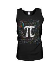 Pi Day Math Equation T-Shirt Math Teacher Stu Unisex Tank thumbnail