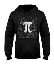 Pi Day Math Equation T-Shirt Math Teacher Stu Hooded Sweatshirt thumbnail