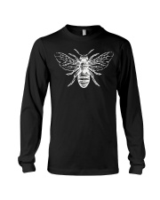 Honey Bee T Shirt for the Modern N Long Sleeve Tee front
