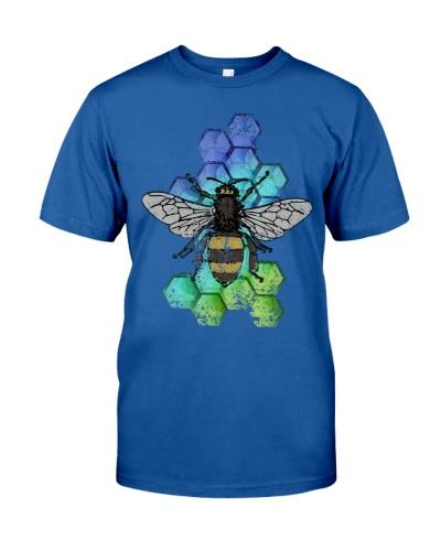 Honey Bee Beekeeping Shirt Vin