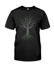 Original Binary Tree Computer Coding Programmer T- Classic T-Shirt front