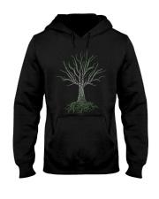 Original Binary Tree Computer Coding Programmer T- Hooded Sweatshirt thumbnail