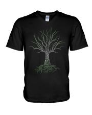 Original Binary Tree Computer Coding Programmer T- V-Neck T-Shirt thumbnail