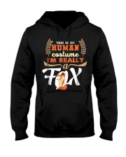 Funny Fox Tees - My Human Costume T-Shirt Hooded Sweatshirt thumbnail