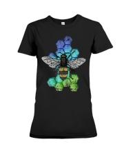 Honey Bee Beekeeping Shirt Vint Premium Fit Ladies Tee thumbnail