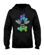 Honey Bee Beekeeping Shirt Vint Hooded Sweatshirt thumbnail