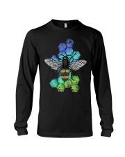 Honey Bee Beekeeping Shirt Vint Long Sleeve Tee thumbnail