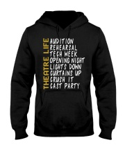 Theatre Gift Acting Shirt The Hooded Sweatshirt thumbnail
