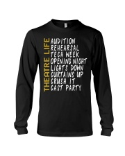 Theatre Gift Acting Shirt The Long Sleeve Tee thumbnail