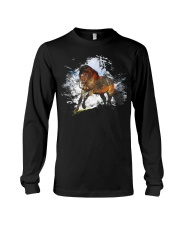 Beautiful Arabian Horse T-Shirt Long Sleeve Tee thumbnail