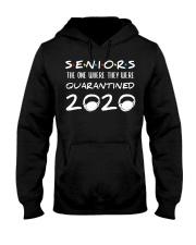 Seniors The One Where They Were Quarantined Hooded Sweatshirt thumbnail
