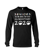 Seniors The One Where They Were Quarantined Long Sleeve Tee thumbnail