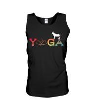 Womens Yoga Goat Farming-Goat Yoga L Unisex Tank thumbnail