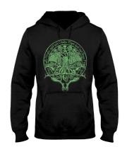 The Idol - Cthulhu Green Variant T Hooded Sweatshirt thumbnail
