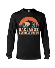 Vintage Badlands National Park T shi Long Sleeve Tee thumbnail