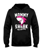 Mommy Shark T Shirt Mother Grandma Hallo Hooded Sweatshirt tile