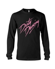 Dirty Dancing Title T Long Sleeve Tee thumbnail