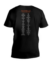 The Digital Gaming League V-Neck T-Shirt back