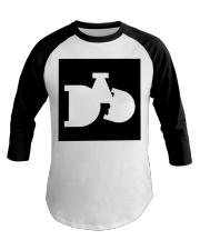 funny shirt for grandfother Baseball Tee thumbnail