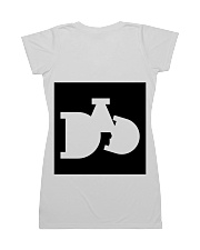 funny shirt for grandfother All-over Dress back
