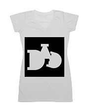 funny shirt for grandfother All-over Dress front