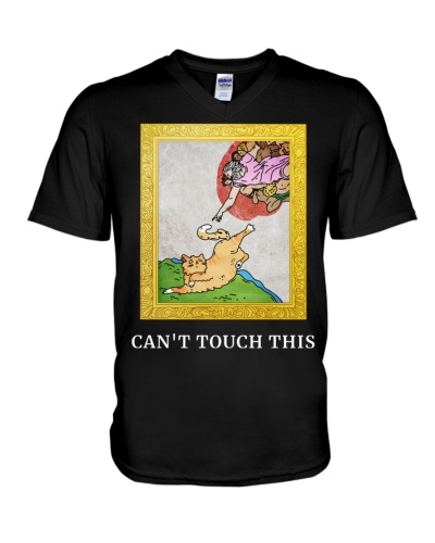 Can't touch this - Cat shirt