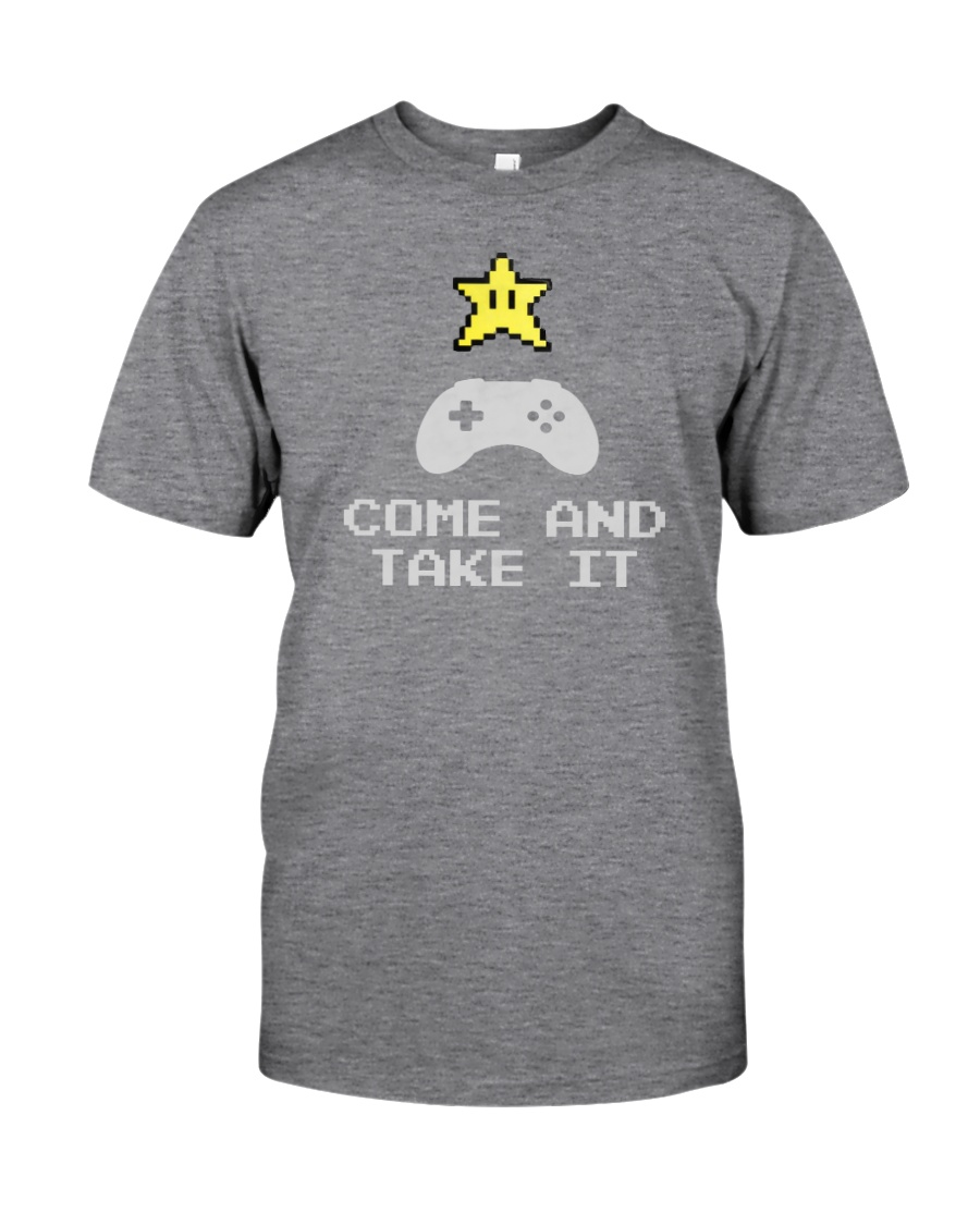 Don't tread on my video games bro Classic T-Shirt