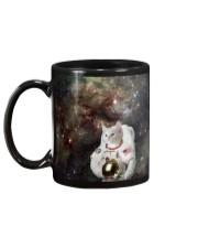 Catstronaut in Space Mug back