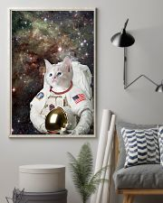 Catstronaut in Space 11x17 Poster lifestyle-poster-1