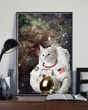 Catstronaut in Space 11x17 Poster lifestyle-poster-2