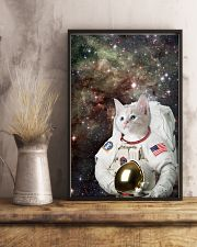 Catstronaut in Space 11x17 Poster lifestyle-poster-3