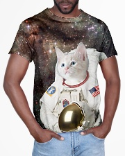 Catstronaut in Space All-over T-Shirt aos-all-over-T-shirt-lifestyle-front-03