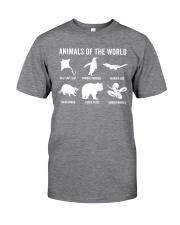 Trash Panda - Danger Noodle - Murder Log Shirt Classic T-Shirt front