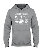 Trash Panda - Danger Noodle - Murder Log Shirt Hooded Sweatshirt thumbnail
