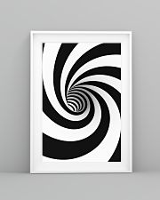 Hypnotic Spiral Wormhole All-Over Shirt 16x24 Poster lifestyle-poster-5