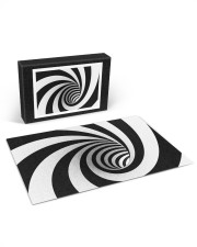 'The Void' spiral wormhole jigsaw puzzle 250 Piece Puzzle (horizontal) aos-jigsaw-puzzle-250-pieces-horizontal-front-03