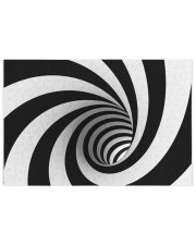 'The Void' spiral wormhole jigsaw puzzle 250 Piece Puzzle (horizontal) front